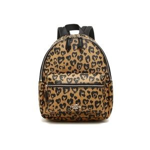coach • wild heart mini backpack